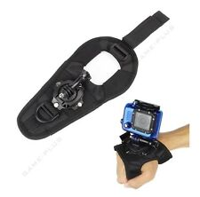 Large Size Glove-style 360 Degree Rotation Mount Wrist Strap for GoPro Hero 3+ 4