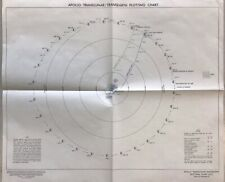 Apollo 8 Translunar/Transearth Plotting Chart
