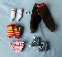 Original Clothes Lot of Barbie Doll Kayla Fashion Fever