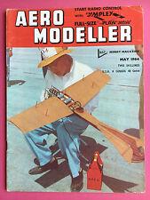 AERO MODELLER - May 1964 - Vintage Model Aircraft Magazine
