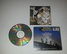 CD  Kate Bush - Never for Ever  11.Tracks  1980  11/15
