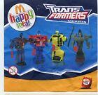 McDonald's MC DONALD'S HAPPY MEAL - 2009 Transformers Animated Pezzi singoli
