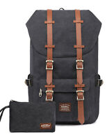 Laptop Outdoor Backpack Travel Hiking&Camping Rucksack  Casual Daypack  KAUKKO