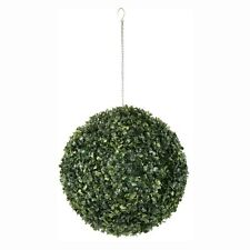 1 x extra large 36cm topiary hanging ball / place on pot planter