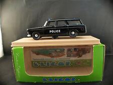 Eligor 1138 Peugeot 404 Police 1964 break neuf en boîte 1:43