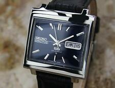 Seiko 5 Actus Vintage 1970s Automatic Made in Japan Stainless St Mens Watch YY73