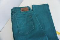 s.Oliver Damen Jeans tube stretch Hose 36/32 W36 L32 grün TOP #AC2