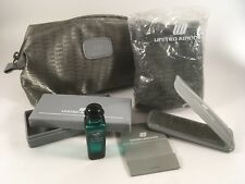 United Airlines Travel Amenities Kit with Hermes Eau de Cologne Socks Sewing Kit