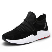 2018 Men's Running Shoes Breathable Outdoor Sneakers Casual Sports Athletic