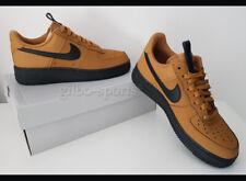 Nike Air Force 1 07 Wheat Black Midnight Größe 40 40.5 schwarz khaki BQ4328 700