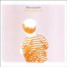 MOTORPSYCHO - SERPENTINE EP  CD NEW