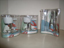 Jo!e Lobster Tales Serving Set- 2 Warmers-cracker with 4 forks