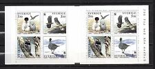 Sweden - 1994 WWF Bird Booklet