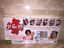 JIGAZO 300 PC JIGSAW PUZZLE BUILD PERSONALIZED MOSAIC STYLE PUZZLES