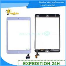 Pour iPad Mini 1 & 2 A1432 A1489 Écran tactile Digitizer IC Home Button Blanc