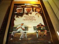 Original Movie Poster WRESTLING ERNEST HEMINGWAY