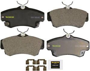Frt Premium Semi Metallic Brake Pads Monroe DX841
