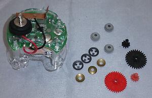 1963 - 1982 Corvette Clock Quartz Conversion / Rebuild Kit C3 C3 NEW