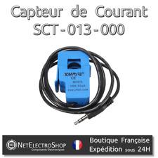 Capteur de Courant AC 100A Non-Invasif, SCT-013-000, Arduino, Pi.