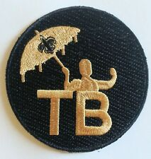 2018 Tom Benson Memorial Jersey Patch - New Orleans Saints TB