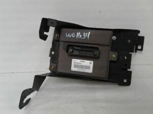 Chassis ECM Fuel Pump Rear Crossmember Fits 10-12 ACADIA 1112897