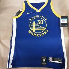 Nike NBA Women's 30 Curry Golden State Warriors Dri-Fit Slim Fit MEDIUM