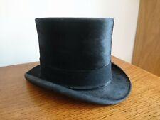 Vintage Top Hat - Black - Leonard's Hat Makers