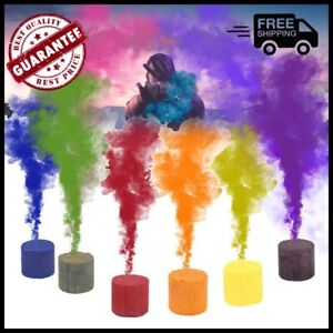 Colorful Tube Bottle Smoke Cake Spray Bomb Party Studio Photography Accessories