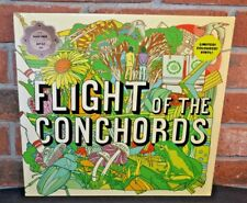 FLIGHT OF THE CONCHORDS - Self Titled, Ltd COLORED VINYL LP + DL New & Sealed!