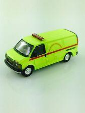 Johnny Lightning Search & Rescue Box Set Exclusive GMC Savannah Van Ambulance