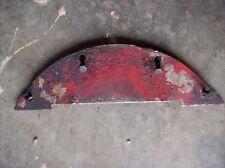 Farmall cub flywheel cover