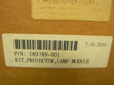 189789-001 E-Series Replacement Lamp For Compaq Mp 1800 And Mp 1400