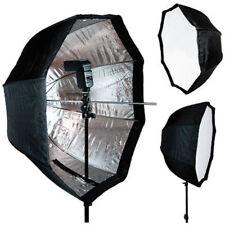 """Lusana Studio 32""""/82cm Octagonal Umbrella Softbox for Speedlite / Studio Flash"""