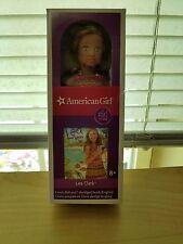 American girl Lea Clark mini doll & mini book