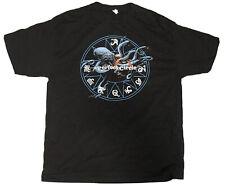 A Perfect Circle Tour 2011 (Us Tour) T-Shirt Octopus Graphics Xl Or 2Xl ?