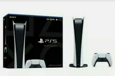 Sony PlayStation 5 PS5 DIGITAL Edition - Confirmed Order Posted Same Day ✅