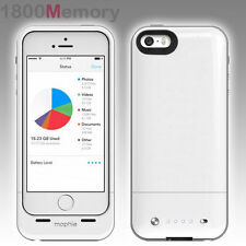 mophie Battery Cases for iPhone 5s