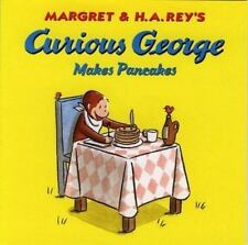 NEW - Curious George Makes Pancakes by Margret Rey