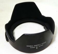 52mm snap on Plastic Lens Hood Shade Sigma Perfect for 28mm f2.8 mini wide angle