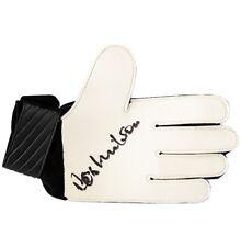 Bob Wilson Signed Goalkeeper Glove - Umbro Green Autograph