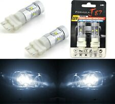 LED Light 30W 3156 White 5000K Two Bulbs Stop Brake Tail Replacement Upgrade OE