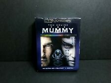 The Mummy (4K UHD, Blu-ray, 2017) Limited Edition w/ OOP Rare Slipcover Ultra HD