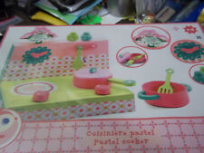 Djeco Pastel Role Play Cooker BNIB