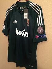 Spain Real Madrid Formotion MD Ronaldo  Shirt Player Issue Match Unworn Jersey