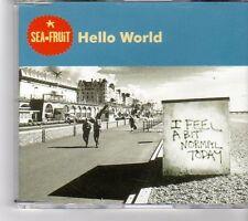 (FK914) Sea Fruit, Hello World - 1999 CD