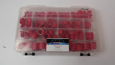 JIC Plastic Cap and Plug Kit Set 164pcs 7-Sizes -3/ -4 an -6an -8an -10/-12/16AN