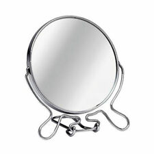 Premier Housewares Chrome Frame Bathroom Mirrors