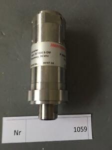 Herrmann Ultraschall  Konverter  35/1000 S-DM  Nr 180605
