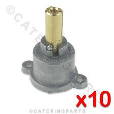 PACK OF 10 x SHAFT PEL 22A GAS VALVE CAP & PIN FOR PEL22S FSD FFD 10mm 8mm TAP