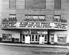 Schines Theater, Milford, Delaware - Historic Photo Print